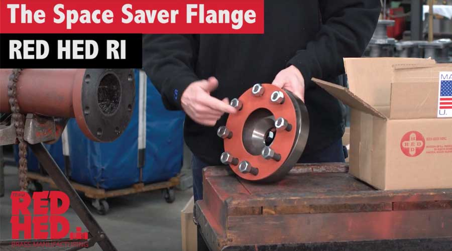 Red Hed Comes Through for Our Clients: Customized Specialty Flanges